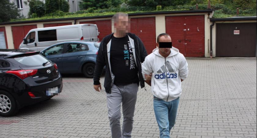 Aresztowani policjanci