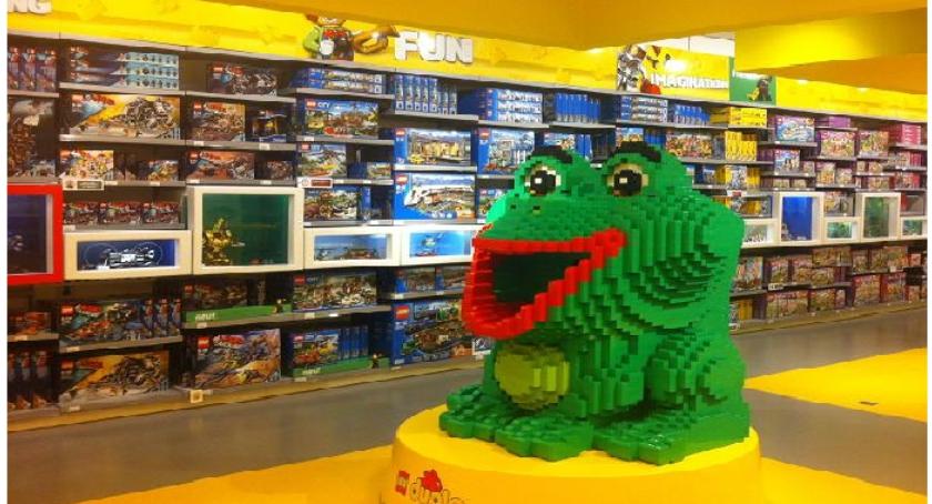 Pierwszy W Polsce Lego Store Otwiera Się W Galerii Mokotów Mokotów