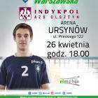 Zgarnij bilety na mecz AZS Politechnika Warszawska – Indykpol AZS Olsztyn!
