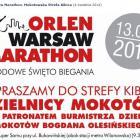 ORLEN WARSAW MARATHON - Mokotowska Strefa Kibica