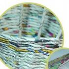 Wiklina z papieru - warsztaty w Służewskim Domu Kultury