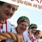 W Domu Kultury Kadr pokaz slajdów o Ukrainie