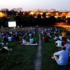 Pożegnanie kina plenerowego na Polu Mokotowskim