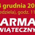 Centrum Łowicka zaprasza na Jarmark Świąteczny